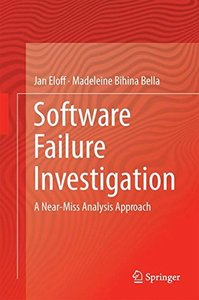 Software Failure Investigation: A Near-Miss Analysis Approach-cover