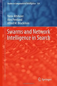Swarms and Network Intelligence in Search (Studies in Computational Intelligence)-cover