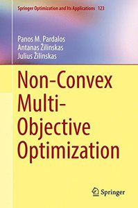 Non-Convex Multi-Objective Optimization (Springer Optimization and Its Applications)-cover