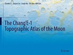 The Chang'E-1 Topographic Atlas of the Moon-cover