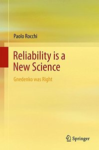 Reliability is a New Science: Gnedenko Was Right-cover
