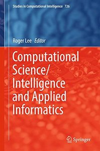 Computational Science/Intelligence and Applied Informatics (Studies in Computational Intelligence)-cover