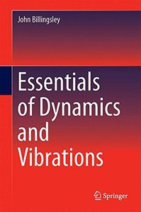 Essentials of Dynamics and Vibrations-cover