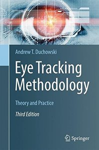 Eye Tracking Methodology: Theory and Practice (by dhl)-cover