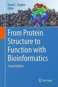 From Protein Structure to Function with Bioinformatics-cover