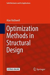 Optimization Methods in Structural Design (Solid Mechanics and Its Applications)-cover