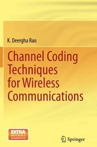 Channel Coding Techniques for Wireless Communications-cover