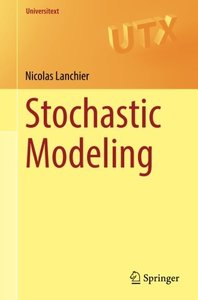 Stochastic Modeling (Universitext)-cover