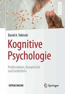 Kognitive Psychologie: Problemlösen, Komplexität und Gedächtnis (Springer-Lehrbuch) (German Edition)-cover