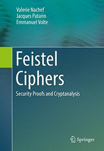 Feistel Ciphers: Security Proofs and Cryptanalysis
