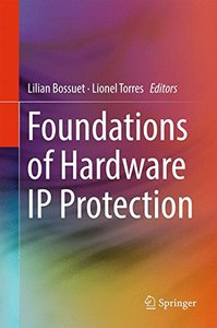 Foundations of Hardware IP Protection-cover