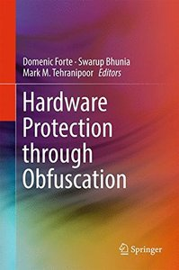 Hardware Protection through Obfuscation-cover