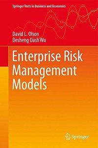 Enterprise Risk Management Models (Springer Texts in Business and Economics)-cover