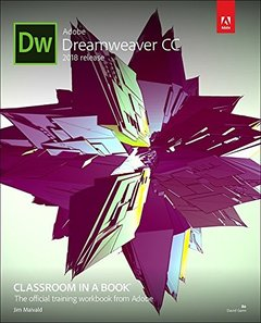 Adobe Dreamweaver CC Classroom in a Book (2018 release)-cover