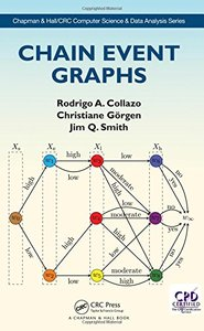 Chain Event Graphs (Chapman & Hall/CRC Computer Science & Data Analysis)-cover