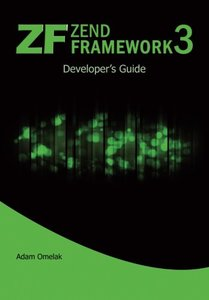 Zend Framework 3. Developer's Guide-cover