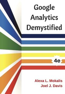 Google Analytics Demystified (4th Edition)-cover