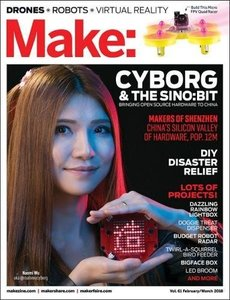 Make: Volume 61-cover