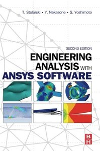 Engineering Analysis with ANSYS Software, Second Edition-cover