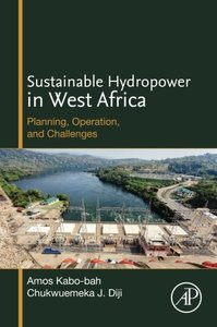 Sustainable Hydropower in West Africa: Planning, Operation, and Challenges-cover
