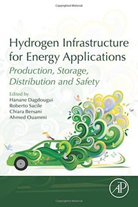 Hydrogen Infrastructure for Energy Applications: Production, Storage, Distribution and Safety-cover