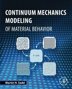 Continuum Mechanics Modeling of Material Behavior-cover