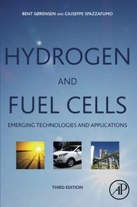Hydrogen and Fuel Cells, Third Edition: Emerging Technologies and Applications-cover