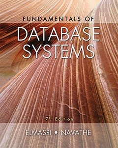 Fundamentals of Database Systems, 7/e (Hardcover)-cover