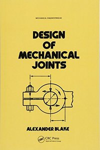 Design of Mechanical Joints (Mechanical Engineering)