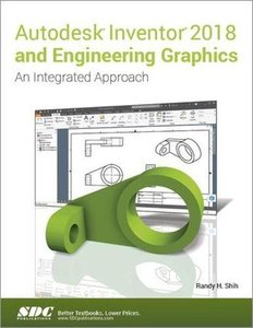 Autodesk Inventor 2018 and Engineering Graphics-cover