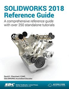 SOLIDWORKS 2018 Reference Guide-cover