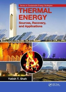 Thermal Energy: Sources, Recovery, and Applications (Sussex Studies in Culture and Communication)-cover