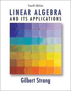 Linear Algebra and Its Applications, 4/e (Hardcover)-cover