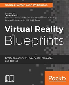 Virtual Reality Blueprints-cover