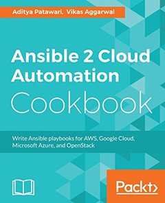 Ansible 2 Cloud Automation Cookbook-cover