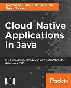Cloud Native Applications in Java-cover