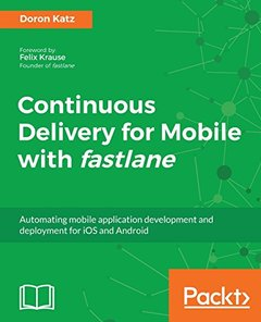 Continous Delivery for Mobile with Fastlane-cover