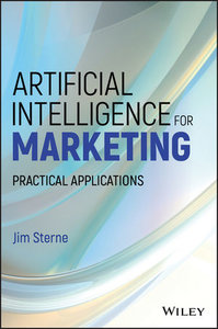 Artificial Intelligence for Marketing: Practical Applications-cover