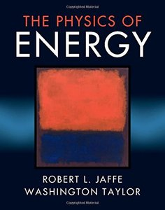 The Physics of Energy (Hardcover)-cover