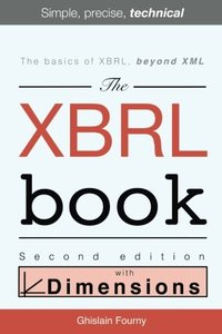 The XBRL Book: Simple, precise, technical-cover