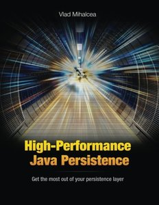 High-Performance Java Persistence-cover