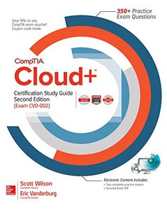 CompTIA Cloud+ Certification Study Guide, Second Edition (Exam CV0-002)-cover