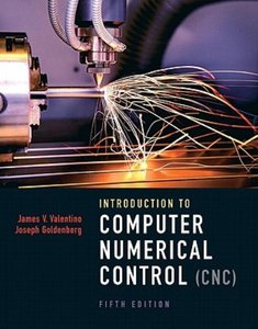 Introduction to Computer Numerical Control, 5/e (Hardcover)(美國原版)