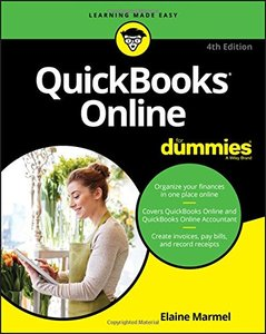 QuickBooks Online For Dummies (For Dummies (Computer/Tech))-cover