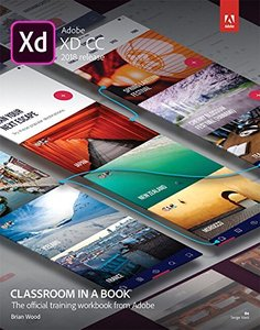 Adobe XD CC Classroom in a Book (2018 release)-cover