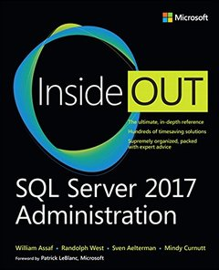 SQL Server 2017 Administration Inside Out-cover