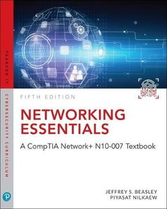 Networking Essentials: A CompTIA Network+ N10-007 Textbook (5th Edition) (Pearson IT Cybersecurity Curriculum (ITCC))-cover