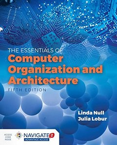 Essentials of Computer Organization and Architecture-cover