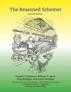 The Reasoned Schemer (MIT Press)-cover