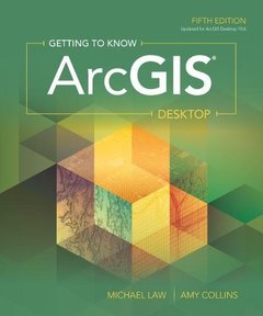 Getting to Know ArcGIS Desktop-cover